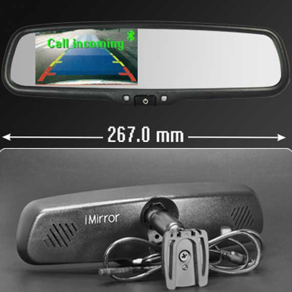 4-3-inch-car-bluetooth-rear-view-mirror-monitor-with-reverse-camera-1