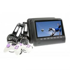 9inch Back Seat DVD Player Black
