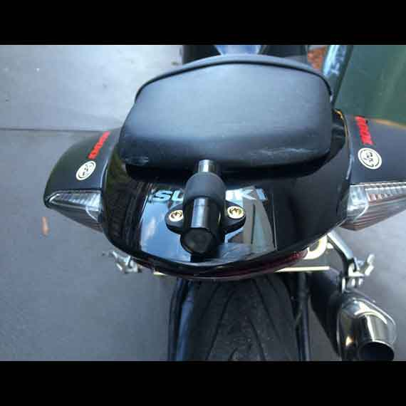 Motorcycle Dual Camera DVR