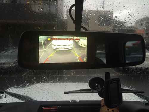 Rear-View-Mirror-Monitor-Clip-Over-Type