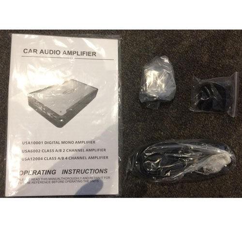 US Audio 2000W Digital Amplifier -3