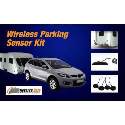 Wireless Parking Sensor Kit