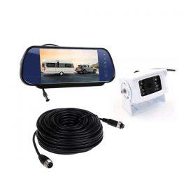"""PPA 7"""" Reversing Mirror & 1 Camera System"""