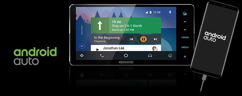 Android Auto™ via USB