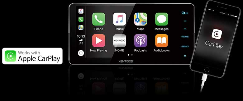 Apple CarPlay via USB