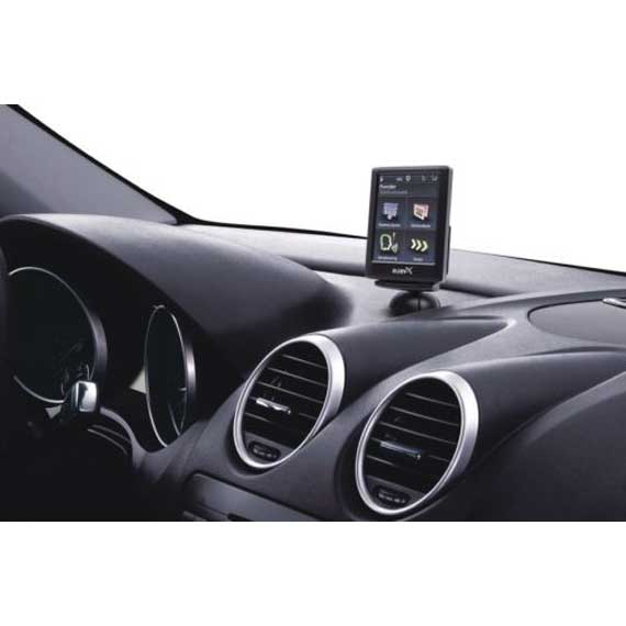Bury CC 9068 bluetooth handsfree with touch screen and voice controlled
