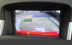 Holden Cruze JH Series 2 Reversing Camera