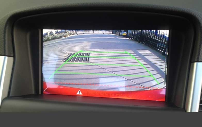 Reversing Camera to suit Holden Cruze JH Series 2 - PPA
