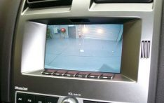 Ford Falcon BA BF Reversing Camera