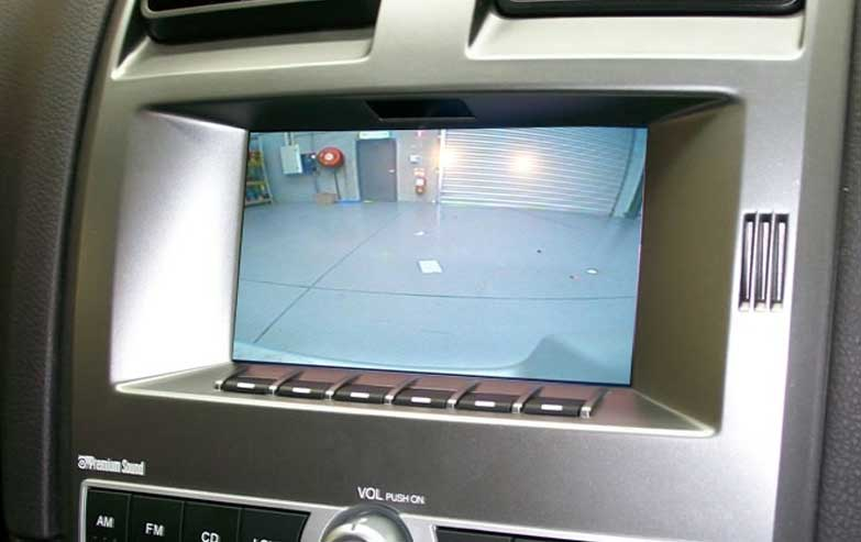 Reversing Camera to suit Ford Falcon BA BF - PPA Car Audio