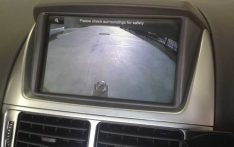 Ford FGX Utility Reversing Camera