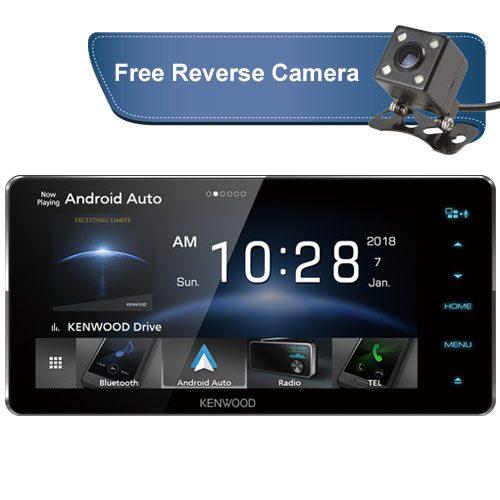 Kenwood-DDX918WS-free-reverse-camera-new