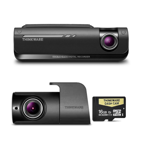 Thinkware Dash Camera Set F770 16GB – Front & Rear