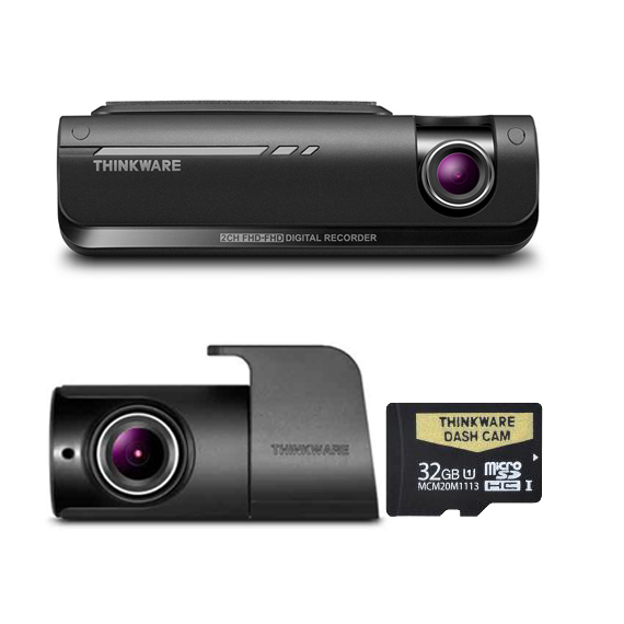 Thinkware Dash Camera Set F770 32GB – Front & Rear