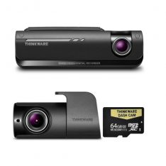 Thinkware Dash Camera Set F770 64GB – Front & Rear