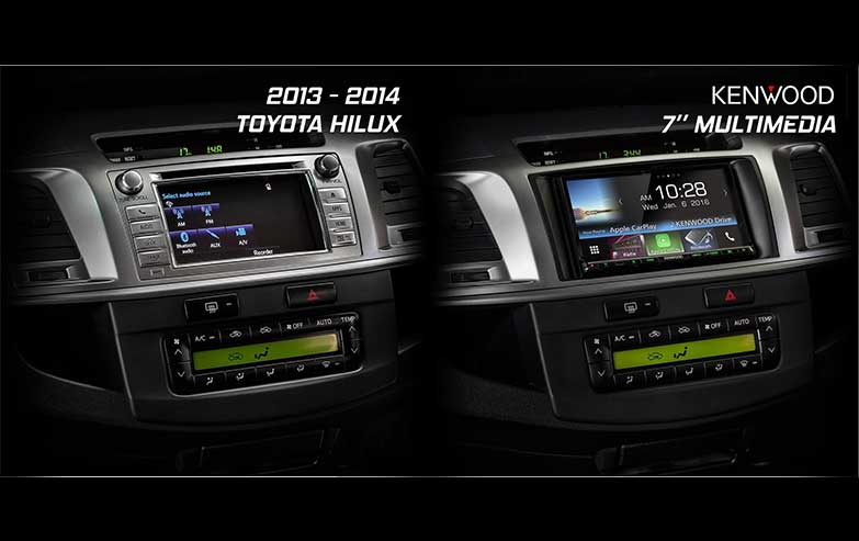 Toyota-Hilux-2013-2014-Kenwood-7-Inches-Multimedia