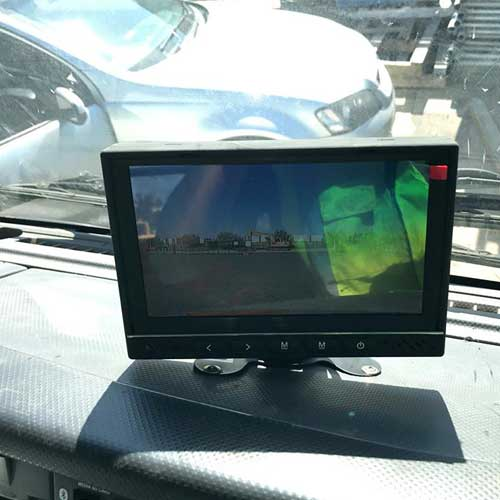Bus, Truck, Trailer Reversing Cameras