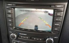 Holden VE SERIES 1 E2 HSV Reversing Camera