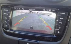 VE SERIES 2 E3 HSV Reversing Camera