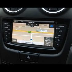 VE SERIES 2 SatNav Touchscreen Control