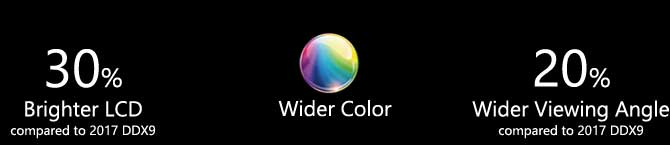 wider color