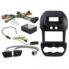 Ford Ranger PX1 2011-15 Head Unit Installation Kit-High Mount