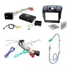 Holden Colorado MyLink 2012-17 Head Unit Installation Kit