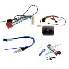 Nissan Navara D40 2005-15 Car Stereo Upgrade kit