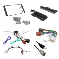 Toyota 86 2012-2015 Head Unit Installation Kit