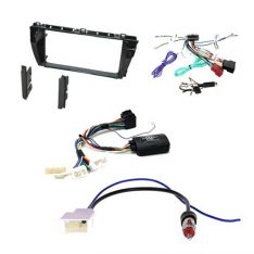 Toyota Corolla 2013-16 Head Unit Installation Kit