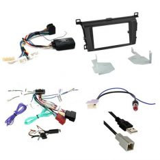 Toyota Rav4 2013-18 Head Unit Installation Kit