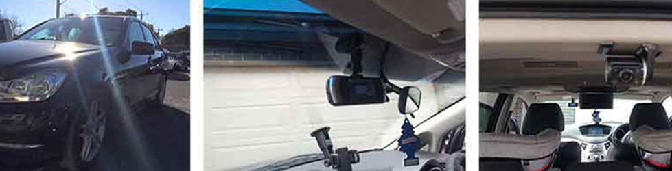 Car/Bike Video Recorder (DVR)