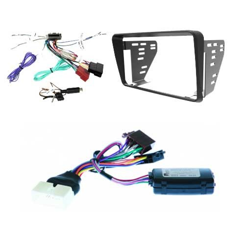 Ford Falcon 1998-2000 AU Series I Head Unit Installation Kit