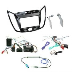 Ford Kuga 2013- TF Head Unit Installation Kit