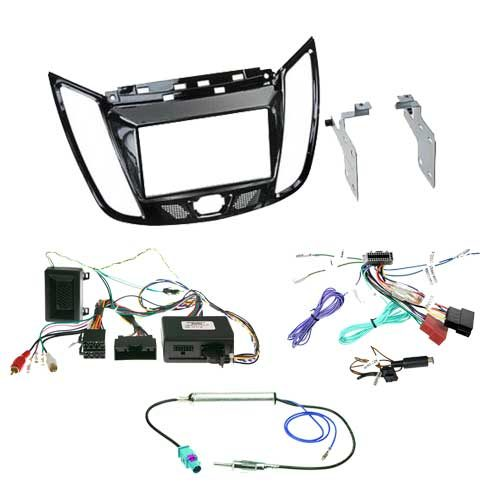 Ford Kuga 2013- TF Head Unit Installation Kit