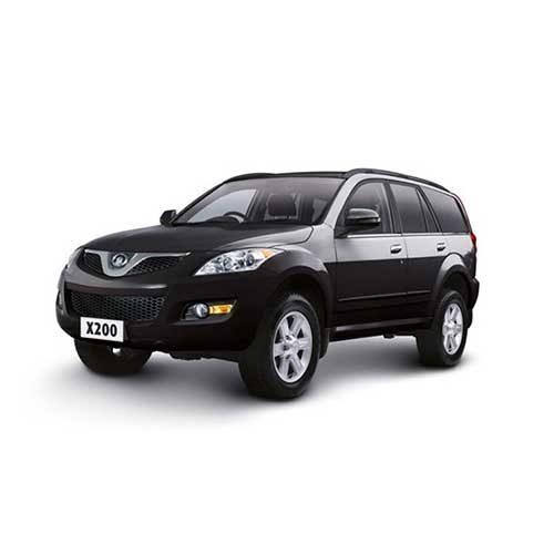 Great Wall X200 2011-2014 Car Stereo Upgrade - PPA Car Audio