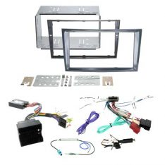 Holden Captiva 5 2012-2015 CG series 2 MY12 Head Unit Installation Kit