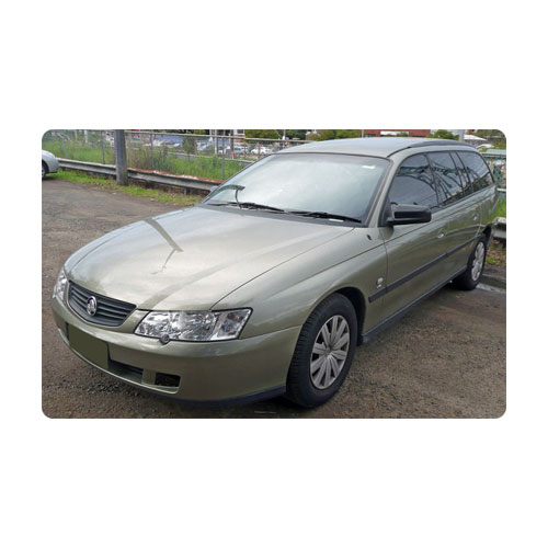 2002 Holden Commodore Car Valuation: Holden Commodore 2002-2003 VY Series I Car Stereo Upgrade