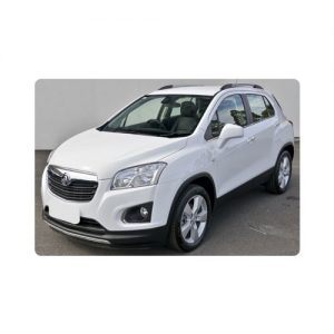 Holden Trax 2013- TJ Car Stereo Upgrade