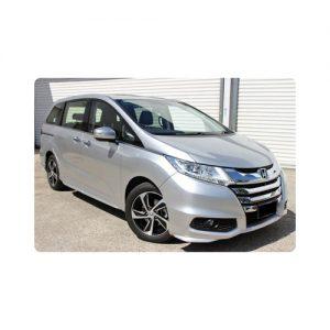 Honda Odyssey 2014 Car Stereo Upgrade