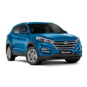 Hyundai Tucson 2015 Car Stereo Upgrade