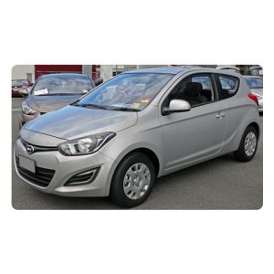 Hyundai i20 2012-2015 PB Car Stereo Upgrade