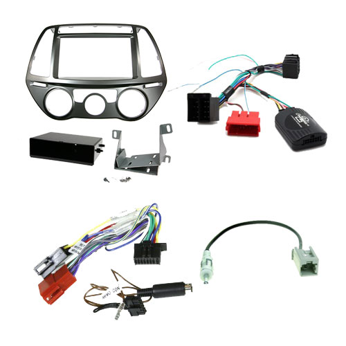 Hyundai I20 2012-2015 Pb Car Stereo Upgrade
