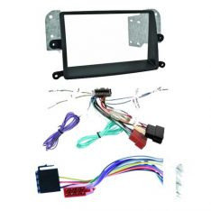 Mitsubishi Triton 2007-2009 ML [GL, GLX] Head Unit Installation Kit