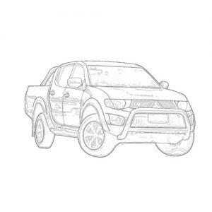 Mitsubishi-Triton-2009---2014-MN-[GL-R,-GLX]-Car-Stereo-Upgrade-main