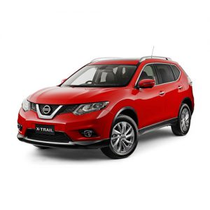 Nissan X-Trail 2014- T32 Car Stereo Upgrade
