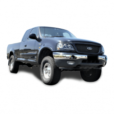 PPA-Ford F150 1999-2002-stereo-upgrade