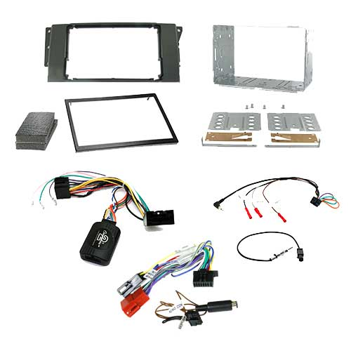 Landrover Discovery 3 2005-2009 Head Unit Installation Kit