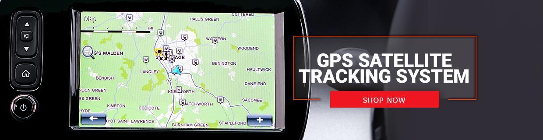 GPS Satellite Tracking System