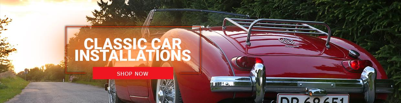 PPA Car Audio Classic Car installations